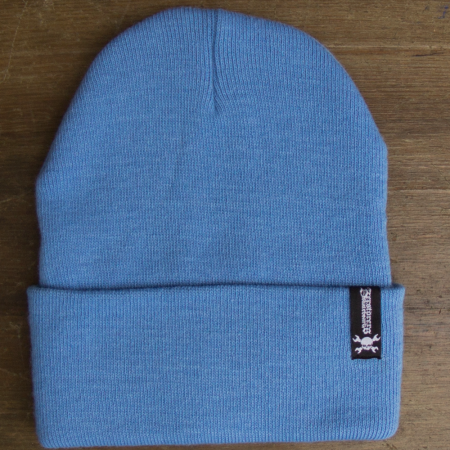 Zerstörer Skateboards Beanie royal